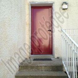Porte d'entrée